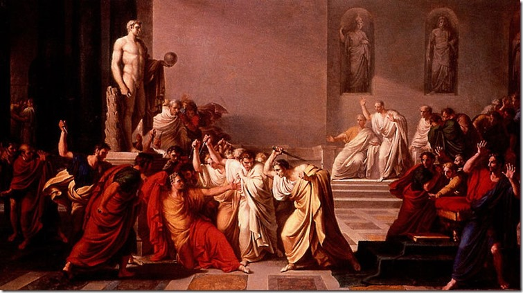 death-of-julius-caesar